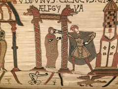 Bayeux Tapestry: 15 (DrBob317) Tags: france normandy bayeux bayeuxtapestry