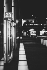 23 (mripp) Tags: art vintage retro old night urban city stadt mono monochrome sony alpha 7rii nokton voigtlander 40mm f12