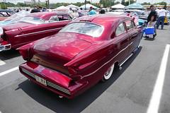 1951 Ford Kustom (bballchico) Tags: 1951 ford kustom custom chopped customcarrevival carshow indianapolisindiana jwaynejones