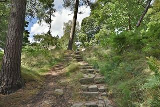 Path to Stanage Edge