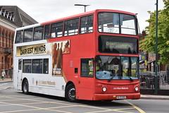 'National Express West Midlands' Transbus Trident 2 '4556' (BL53 EEU) (K.L.Jenkins) Tags: nationaexpress westmidlands transbus trident 2 4556 bl53eeu nxwm solihull