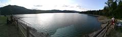 One day on the lake (giobertaskin) Tags: suviana lago disera iphone pano panoramica appennino