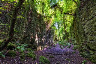"""Ireland's Secret Walkway to Another World"""