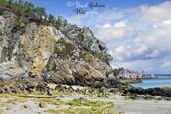 Abords de l'Ile vierge à Crozon (France, Finistère) lors d'une grande marée (pascalkerdraon) Tags: france bretagne brittany finistere penn pen ar bed presqu ile crozon morgat vierge cap chevre