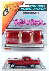 ZMN-116-Thunderbird (adrianz toyz) Tags: diecast toy model car 143 adrianztoyz scale hongkong ford thunderbird 1955 1956 midnight toys zodiac roadster