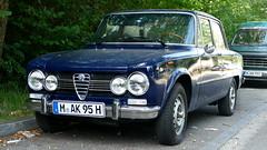 Alfa Romeo Giulia Super (vwcorrado89) Tags: alfa romeo giulia super berlina