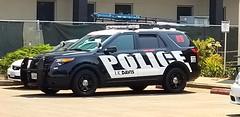 UC Davis Police Ford Interceptor Utility K-9 (Caleb O.) Tags: ucdavis police ford utility k9