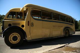 Albion Valkyrie Burlingham C33F Body - 1940