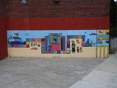 201807060 New York City Chelsea (taigatrommelchen) Tags: 20180729 usa ny newyork newyorkcity nyc manhattan chelsea urban city building art
