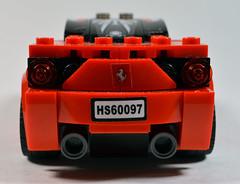 Ferrari 488 GTB (OpenBagTwo) Tags: lego speed champions mod ferrari 488 gtb 75886