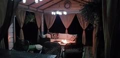 Good evening (the_maria_medic) Tags: evening firepit relaxinginmichigan cozy quietevening