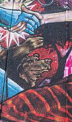 Connectivity (tommyajohansson) Tags: unitedkingdom streetart shoreditch tommyajohansson geotagged faved