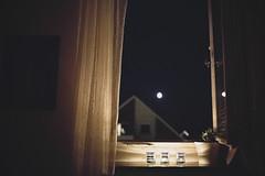 Evening vibes (JosefineKphotography) Tags: evening bokeh beyondbokeh night nightshoot sweden canoneos5dmarkiii canonef35mmf2 35mm moon moonlight