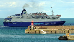 18 08 10 Oscar Wilde departing Rossalre  (14) (pghcork) Tags: oscarwilde rosslare ferry ferries carferry irishferries ireland wexford