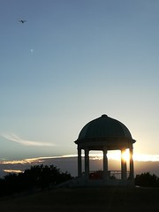 Barr Beacon Evening (Mr-NHW) Tags: barr beacon evening walsall war memorial august dusk sunset