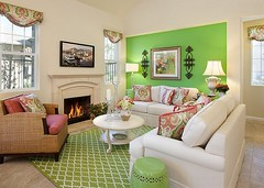 25 Refreshing Green Living Rooms, Walls, Paints ideas (Homedecoy) Tags: living room design