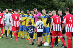 21 (Dale James Photo's) Tags: easington sports football club winslow united fc fa cup extra preliminary round replay non league addison road