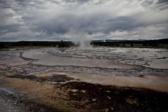 Terraced (dleany) Tags: 2470mmf28l 5dmkii geyser terrace steam yellowstone