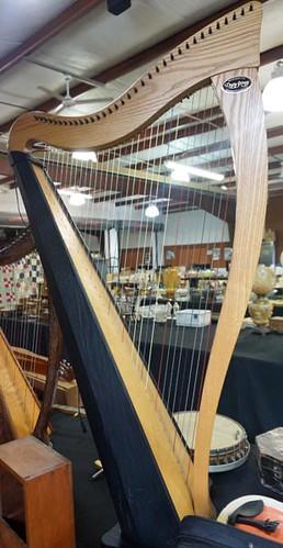 Large Celtic Harp ($644.00)