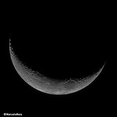 Moon 20180814 (MFMarcelo) Tags: moon astrophotography night light astro