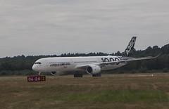 Airbus A350-1000 (Hawkeye2011) Tags: aircraft aviation airshow airliner farnborough uk 2018 airbus a3501000