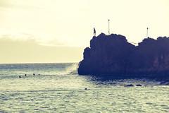 DSC_0120 (Seán Creamer) Tags: maui hawaii kaanapalibeach usa beach aloha blackrockbeach cliffdiving sheraton