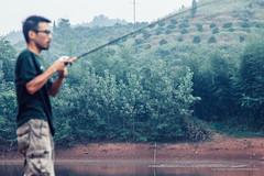 IMG_2453 (photogonia) Tags: ningyu flyfishing fly fishing lurefishing lure pesca fish tip catch carp yellowcheek xiangxi hunan huaihua cina china bait baitfishing 鳡魚