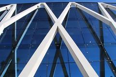 Tallink Building (richardr) Tags: tallinkbuilding modern contemporary northerneurope balticstates baltiriigid baltimaad nordic estonia estonian tallinn eesti harjumaakond building architecture europe european glass tallink port sadama reflections