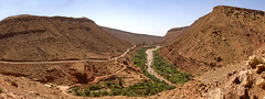 2018-4483 (storvandre) Tags: morocco marocco africa trip storvandre telouet city ruins historic history casbah ksar ounila kasbah tichka pass valley landscape