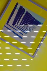 Tab l'eau (Jean-Luc Léopoldi) Tags: lopsided biais tableau soleil volet photo plage