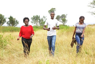 The Outgoing & Entering committee of AERG Visited AERG's Farm | Nyagatare 8 Aug. 2018