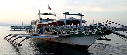 tf davao army patrol boat 841@piet sinke 12-08-2018