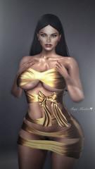 ♥LOOK0551♥ (Seya fashion♥) Tags: body mesh maitreya mainstore marketplace applier color texture hud secondlife persone ritratto avatar sensuale colore poses hair shape sexy skins posesbento birth catwa head fabia ella