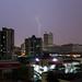 lightning striking again