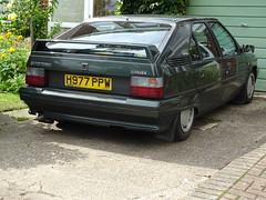 1992 Citroën BX17 TZD Turbo (Neil's classics) Tags: vehicle 1992 citroën tzd turbo bx17