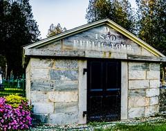 Death in Vermont (Karen J. Patterson) Tags: vermont customs history death dead graves grave cemetery