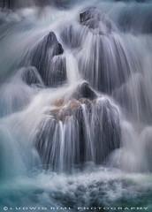Cascades (ludwigriml) Tags: blue cascades falls lines nordland norway rapids rocks scandinavia soervågen splash waterfall waves abstract brook cataract flow outdoors rill stream whitewater