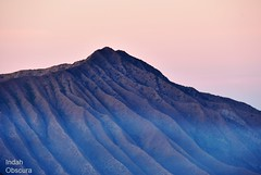 IOI_4232 Razorback Ridges (Indah Obscura) Tags: early morning pink sky illuminating misty mountain razorback ridges