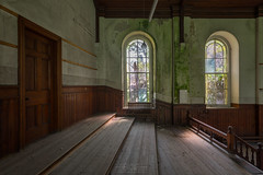 Wales Chapel (Alex Burnells Photography) Tags: abandoned architecture abandon wales chapel decaying derelict decay nation urbex urban exploration explorer heritage history forgotten flickr