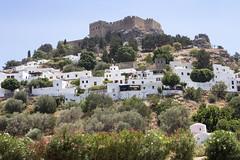 Lindos Acropolis North (ir0ny) Tags: rhodes greece lindos acropolis akropolis lindosacropolis lindosakropolis ruins ancientruins lindian