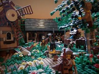 Stillmoss Village