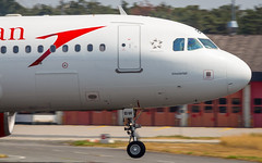 Airbus A320-214 OE-LBW Austrian Airlines (William Musculus) Tags: airport spotting frankfurtmain frankfurt am main rhein eddf fra fraport flughafen oelbw austrian airlines airbus a320214 aua os a320200 william musculus