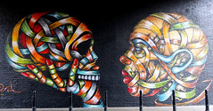 Shoreditch Street Art by Otto Schade (scats21) Tags: