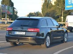 AI7777CI (Vetal_888) Tags: audi a6 avant c7 licenseplates ukraine kyiv номернізнаки ai7777ci ai україна київ aici 7777 black