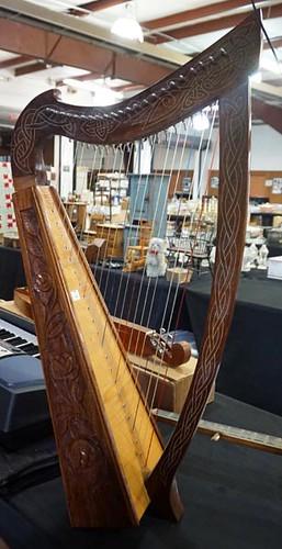 Celtic Harp ($336.00)