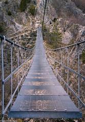 Ponte Tibetano (SDB79) Tags: ponte tibetano molise roccamandolfi sentiero treking