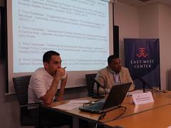 (East-West Center) Tags: ewcw washington seminars centralasia northeastasia silkroad politicaleconomy