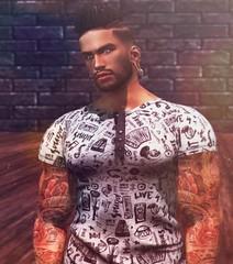 .The RL Bestest. (Caiti Baxton(caitlin.mirabella)) Tags: secondlifemale avatar male men candidshot bestfriendsinsl ryuichibraveheart model