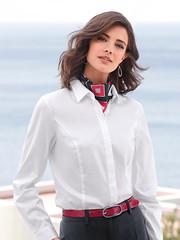 Blouse (Ten Million Smurfs) Tags: blouse blousefetish sexy shirt