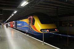 43076 (matty10120) Tags: class railway rail train travel transport hst high speed 125 43 east midlands trains london st pancras international